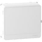 Habillage + porte blanc panneau de contrôle 13 modules - R9H13418 - Schneider
