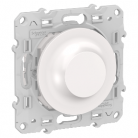 Variateur Rotatif connecté Odace Wiser Bluetooth - blanc