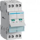 Interrupteur sectionneur tétrapolaire 32A