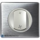 Interrupteur pour VMC Céliane titane - Plaque Aluminium