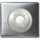 Inter volet roulant Céliane titane - Plaque Aluminium