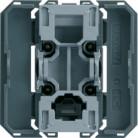 Interrupteur va&vient gallery InterBP avec neutre 2 modules WXF003 HAGER