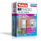 Kit Radio Va-et-Vient - Radio POWER - KITRADIOVVP - YOKIS