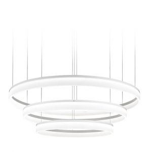 Luminaire Circ à LED - 3 cercles 89W