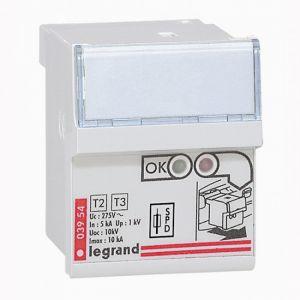 Cassete de rechange pour parafoudre 003951 et 003953