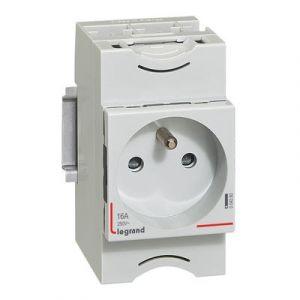 Prise de courant pour tableau électrique