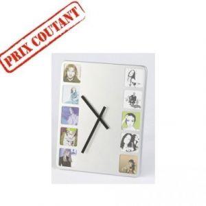 Horloge métal photos