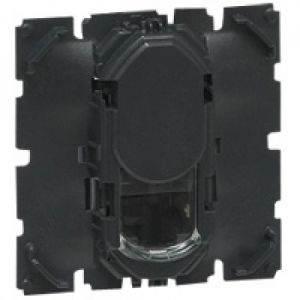Mécanisme prise informatique RJ45 cat. 6 FTP