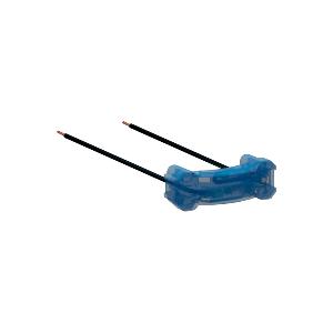 Lampe de rechange LED bleue 230V