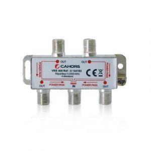 Répartiteur 4 départs 5-2300 MHz