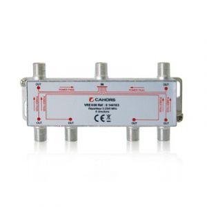Répartiteur 6 départs 5-2300 MHz