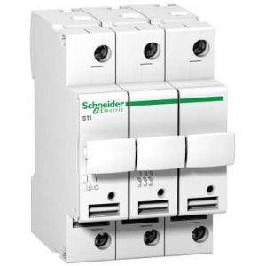 Sectionneur fusible à tiroir STI 3P - Fusible 10,3x38