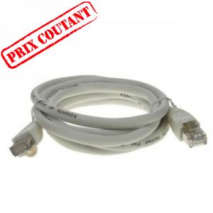 Cordon Ethernet RJ45 5 mètres