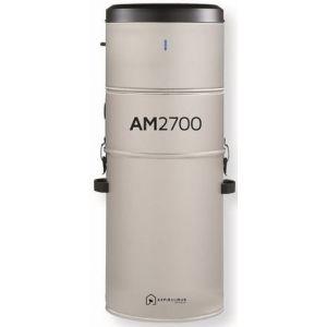 Centrale d'aspiration AM 2700 pour 140m²