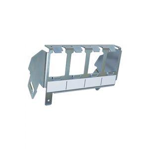 Support pour 4 RJ45 - Tableau Néo