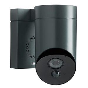 Caméra de surveillance extérieure Gris Somfy