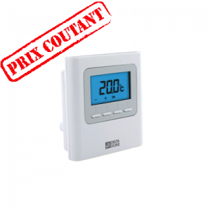 Thermostats d'ambiance DELTA 8000 Filaire