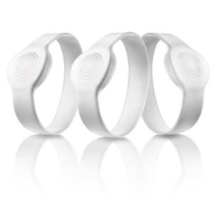 Lot de 3 bracelets adulte pour serrure connectée