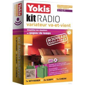 Kit Radio Variation Va-et-Vient - Radio POWER