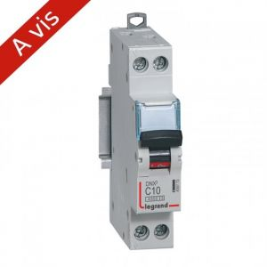 Disjoncteur Legrand DNX3 - Vis/Vis - 10A