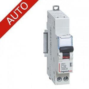 Disjoncteur Legrand DNX3 - Auto/Vis - 32A