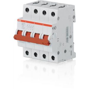 Inter sectionneur SD204 tétrapolaire 63A