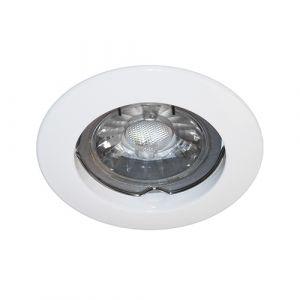 Spot encastré rond fixe Sans Ampoule Bornier Automatique