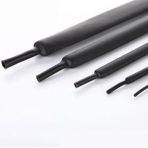 gaine thermoretractable 6mm à 2mm Noir