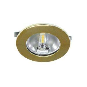 Spot LED encastré sous meuble S 1200 doré A++ 50771