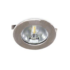 Spot LED encastré sous meuble S 1200 chrome A++ 50772 ARIC