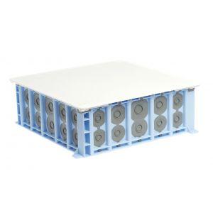 Boîte pavillonnaire étanche 250x250x80 - EUR'OHM - 51019