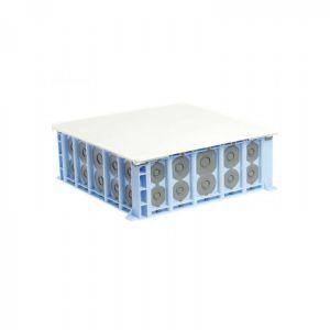 Boîte pour comble faradisée 250x250x80