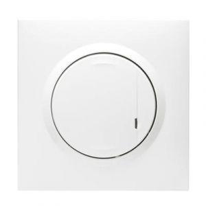 Commande sans fil pour éclairage ou prise connectée ou micromodule dooxie  - blanc