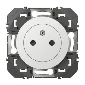 Prise de courant 2P+T Surface dooxie 16A finition blanc - 600335 - Legrand