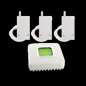 Pack connecté pour chauffage électrique