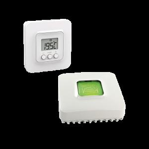 Pack thermostat filaire connecté