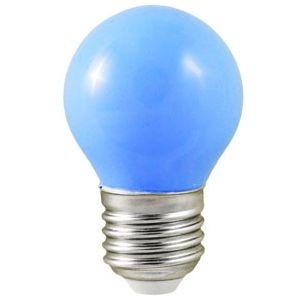 Ampoule LED E27 bleu - 0,5W
