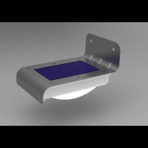 Applique à LED solaire à détection