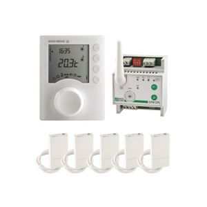Gestionnaire d'énergie Pack driver 630 radio/CPL/FP - 3 zones
