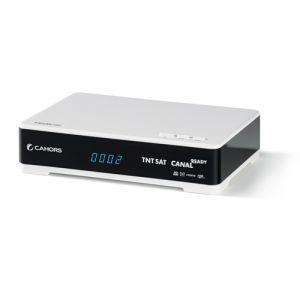 Récepteur satellite TEOX HD