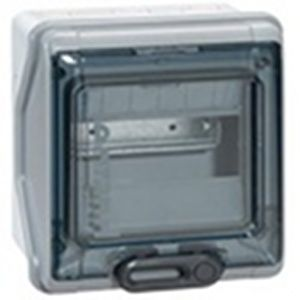 Mini coffret Plexo 8 modules - 001908 - Legrand