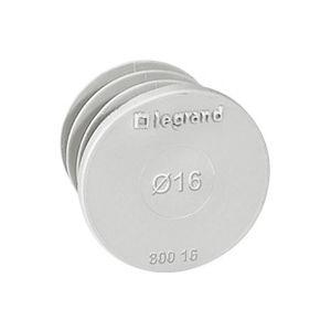 Obturateurs Prog. Batibox Energy - & Oslash;16 mm - Legrand - 080016