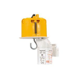 Kit boite point de centre + douille + fiche  089334 Legrand