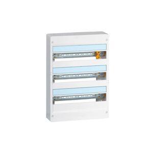 Coffret Drivia 18 modules 3 rangées - Blanc - LEGRAND - 401223