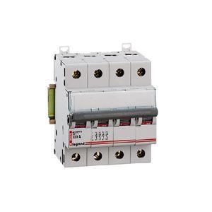 Interrupteur sectionneur tétrapolaire 40A - 406480 - Legrand