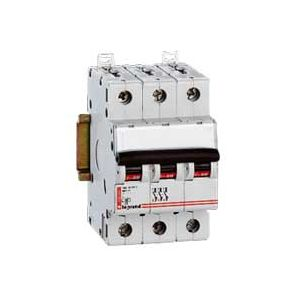 Disjoncteur triphasé - Vis/Vis - 16A