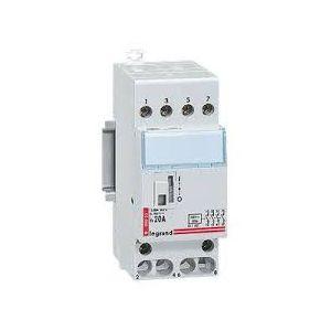 Contacteur de puissance bobine 230 V~ - 4P - 250 V - 40A