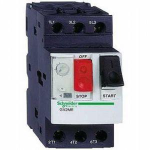 Disjoncteur GV2 de 4 à 6,3A