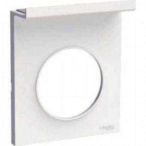 Plaque support téléphone mobile - Blanc