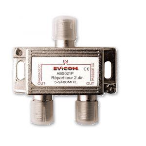 Répartiteur 2 sorties - 5/2300 MHz